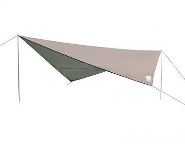 Туристический тент Trek Planet Tent 400 Set (со стойками) (70280)