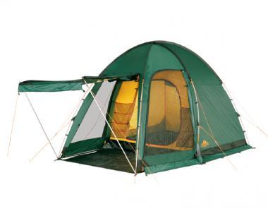 Кемпинговая палатка Alexika Minnesota 4 Luxe ALU (green)