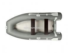 Надувная моторная лодка Quick Stream RZ2 - 290 AIR (пол НДВД)