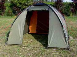 Кемпинговая палатка KSL Kanzas 4 -3