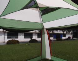 Туристический шатер-тент World of Maverick Fortuna 350 Premium-8
