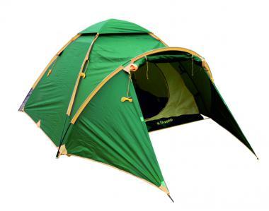 Туристическая палатка Talberg Bonzer Alu 4