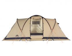 Кемпинговая палатка Alexika Indiana 4 (beige)-6