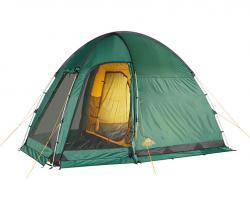 Кемпинговая палатка Alexika Minnesota 3 Luxe ALU (green)