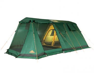 Кемпинговая палатка Alexika Victoria 5 Lux (green)