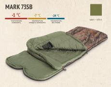 Спальный мешок Tengu Mark 73SB (olive)