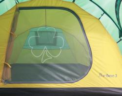 Туристическая палатка Greenell Арди 3-2