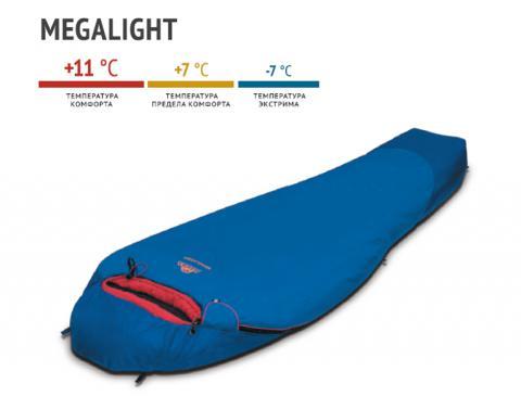 Спальный мешок Alexika Megalight