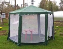 Садовый тент-шатер Green Glade 1003-3