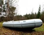 Надувная моторная лодка Stream «Сибирь-3500»-10