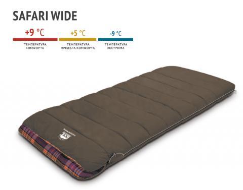 Спальный мешок KSL Safari Wide