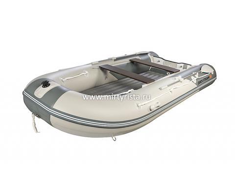 Надувная моторная лодка Quick Stream RU4 - 370 (пол НДНД)