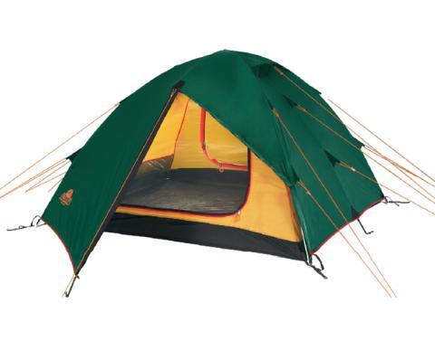 Туристическая палатка Alexika Rondo 4 (green)