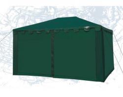 Садовый тент-шатер Campack Tent G-3401 (со стенками)