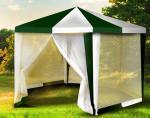 Садовый тент-шатер Green Glade 1001-3