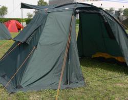 Кемпинговая палатка Alexika Florida 4 (green)-4