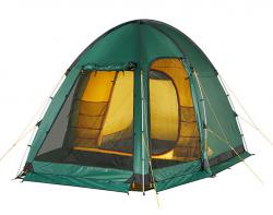 Кемпинговая палатка Alexika Minnesota 3 Luxe ALU (green)-3