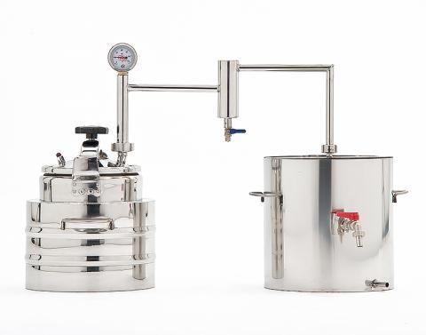 Cамогонный аппарат «Деревенский скороварка» 15 литров