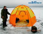 Палатка для зимней рыбалки World of Maverick ICE 5 (orang)-7