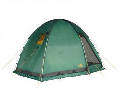 Кемпинговая палатка Alexika Minnesota 4 Luxe (green)-5