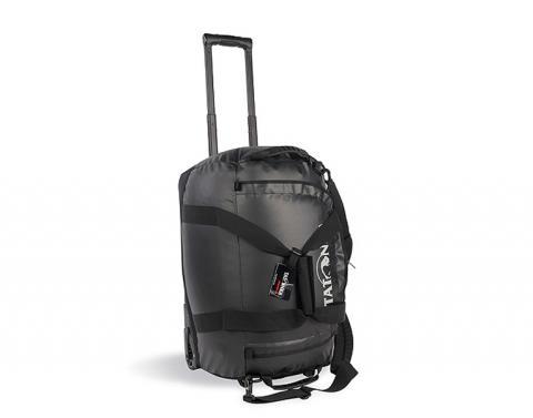 Дорожная сумка Tatonka Barrel Roller M (black)