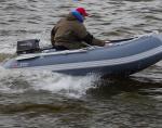 Надувная моторная лодка YUKONA 310TS-4