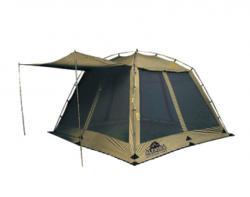 Кемпинговый тент-шатер Alexika China House ALU (sand)