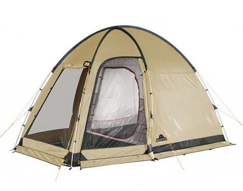 Кемпинговая палатка Alexika Minnesota 3 Luxe ALU (beige)