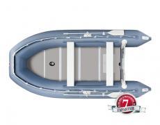 Надувная моторная лодка YUKONA 400TS (camo)