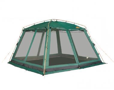 Кемпинговый тент-шатер Alexika China House (green)