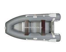 Надувная моторная лодка Quick Stream RZ2 - 290 PL (фанерный пайол)