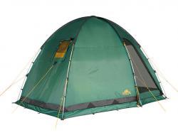 Кемпинговая палатка Alexika Minnesota 3 Luxe ALU (green)-5