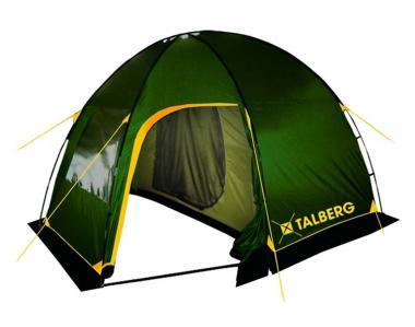 Кемпинговая палатка Talberg Bigless 4