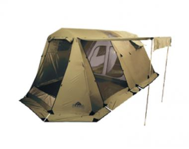Кемпинговая палатка Alexika Victoria 5 Lux (sand)