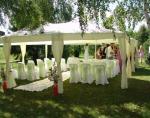 Садовый тент шатер Green Glade 1052 (8 граней) -2