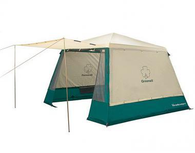 Кемпинговый тент-шатер Greenell Веранда комфорт V2