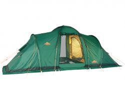 Кемпинговая палатка Alexika Maxima 6 Luxe (green)