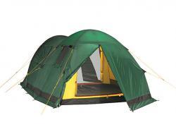 Кемпинговая палатка Grand Tower 4 (green)-5