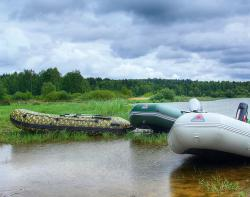 Надувная лодка YUKONA 300 GT-4