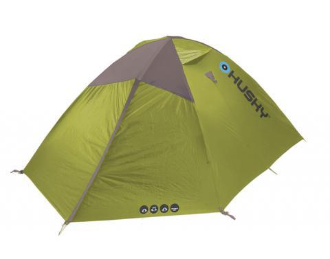 Туристическая палатка Husky Boyard 4 (light green)