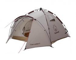 Туристическая палатка Greenell Клер плюс 3