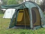 Кемпинговая палатка Alexika Minnesota 4 Luxe (beige)-2