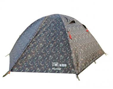Туристическая палатка Sol Hunter