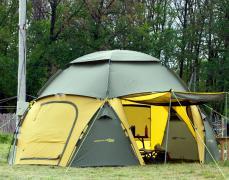 Туристический шатер-тент World of Maverick Cosmos 600