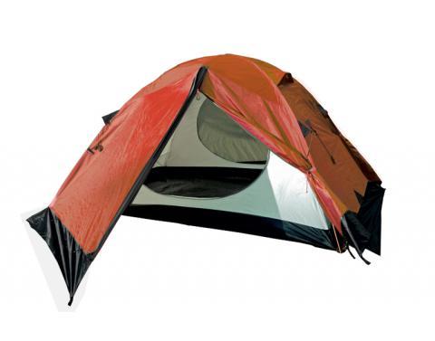 Экстремальная палатка Talberg Boyard Pro 2 Red