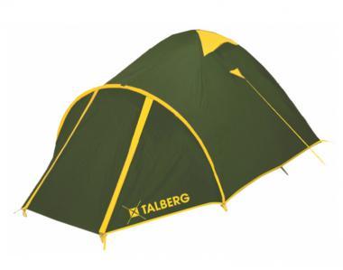 Туристическая палатка Talberg Malm 4