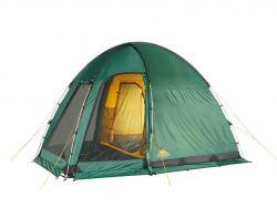 Кемпинговая палатка Alexika Minnesota 4 Luxe (green)-4