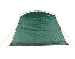 Кемпинговый тент-шатер Alexika China House ALU (зеленый)-5