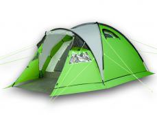 Туристическая палатка World of Maverick Ideal 400 Aluminium