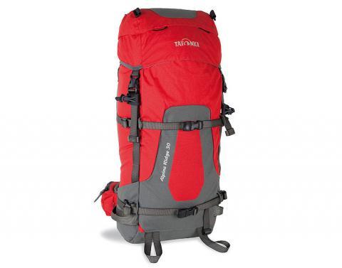 Рюкзак Tatonka Alpine Ridge 30 (red/carbon)